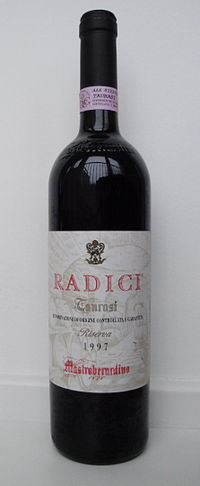Mastroberardino Radici Taurasi Riserva 2006 Red Blends Wine Red Blends Wine