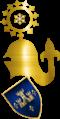 Radinovic-Pavlovic coat of arms.png