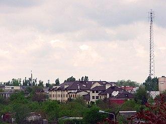 Radio Maryja - The Radio Maryja headquarters are housed in a modern building amid gardens on the outskirts of Toruń.