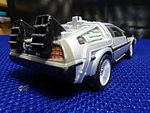 Radio controlled car of De Lorean ver.Back To The Future Part.1.JPG