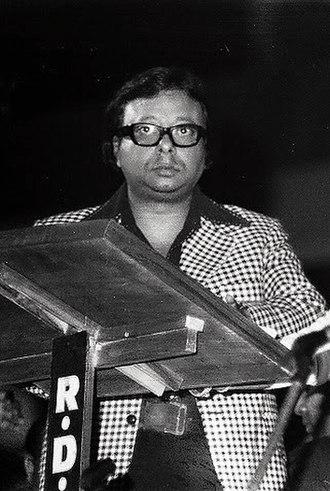 R. D. Burman - Image: Rahul Dev Burman