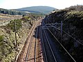 Railway Cutting on Climb to Beattock Summit - geograph.org.uk - 375617.jpg