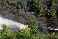Rainbow at the end of the falls (228081498).jpg