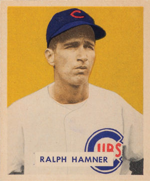 Ralph Hamner - Image: Ralph Hamner
