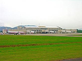 Ramón Villeda Morales International Airport - Overview airport.