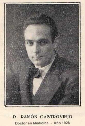 Ramon Castroviejo - Ramon Castroviejo in 1928