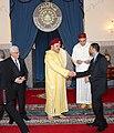 Rashad Hussain King Mohammed VI- Morocco (15800606946).jpg