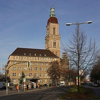 Friedenau - Town hall