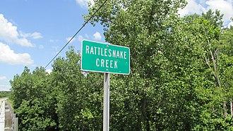 Rattlesnake Creek (Ohio) - Image: Rattlesnake Creek 2