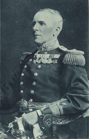 Richard Peirse (Royal Navy officer) - Sir Richard H. Peirse c. 1915