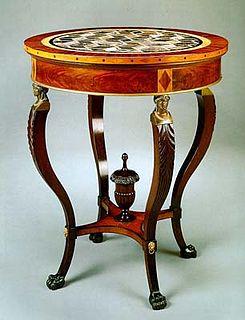 Guéridon Small table