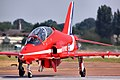 Red Arrows Hawk - RIAT 2013 (9623972620).jpg