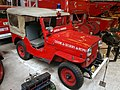 Red Willys firefighting jeep.JPG