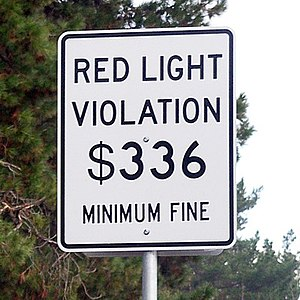 English: A traffic sign which indicates the mi...
