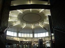 Redbridge ticket hall