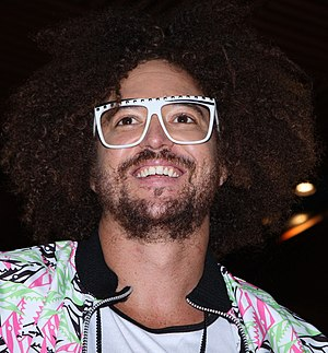 Redfoo - Redfoo during the launch of his clothing line in Sydney, Australia, September 2014