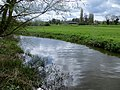 Reflections on the Mill Stream - April 2014 - panoramio.jpg