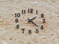 Rellotge de l'església de sant Vicent màrtir de Benimàmet.JPG