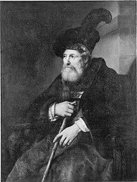 Rembrandt (Harmensz. van Rijn) (Kopie nach) - Ein alter Mann - 576 - Bavarian State Painting Collections.jpg