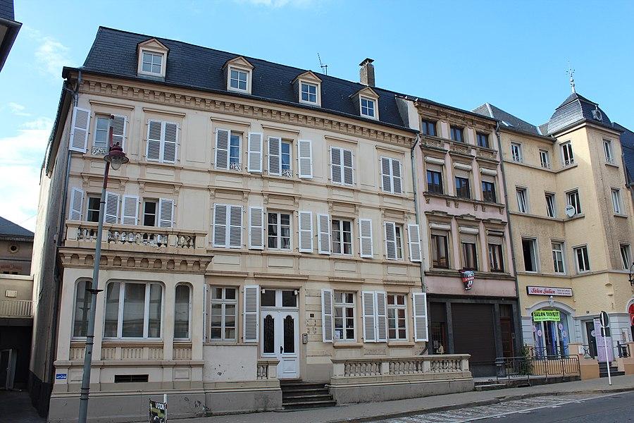 10 an 12 Place du Marché, Réimech