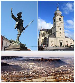 Remiremont,  Grand Est, France
