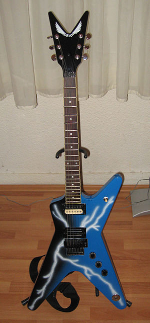 Dean ML - Image: Replica of Dean From Hell