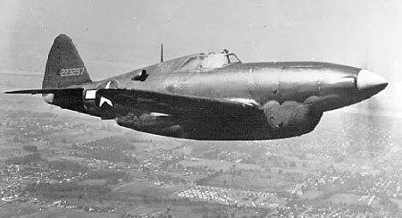 Republic XP-47H