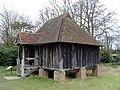Restored mediaeval granary, Wandlebury - geograph.org.uk - 718442.jpg