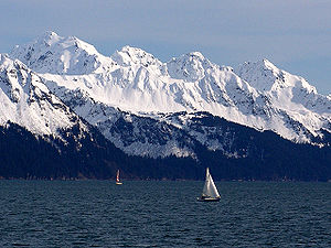 Resurrection Bay - Image: Resurrection Bay Alaska