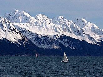 Resurrection Bay - Image: Resurrection Bay Alaska