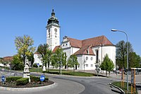 Retz - Kirche hl. Stephan.JPG