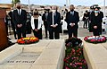 Reuven Rivlin at the State Memorial Ceremony in memory of the late David Ben-Gurion, November 2020 (GPOHA1 3819).jpg