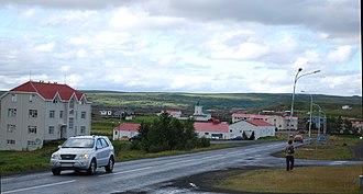 Reykjahlíð - Image: Reykjahlíð (1)