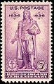 Rhode Island Tercentenary 1936 U.S. stamp.1.jpg