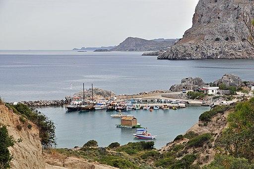Rhodos Kolymbia Harbour R04