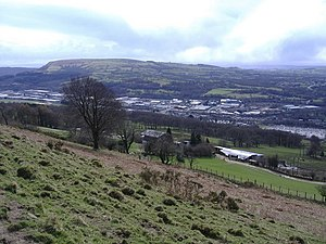Idris Davies - The Rhymney Valley in South Wales