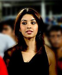 Richa Gangopadhyay at CCL, India (cropped).jpg