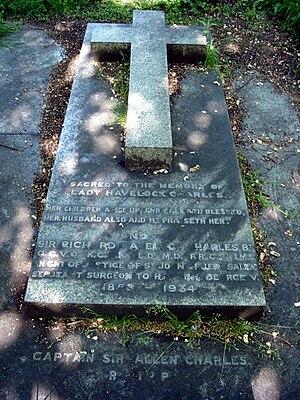 Havelock Charles - Funerary monument, Brompton Cemetery, London