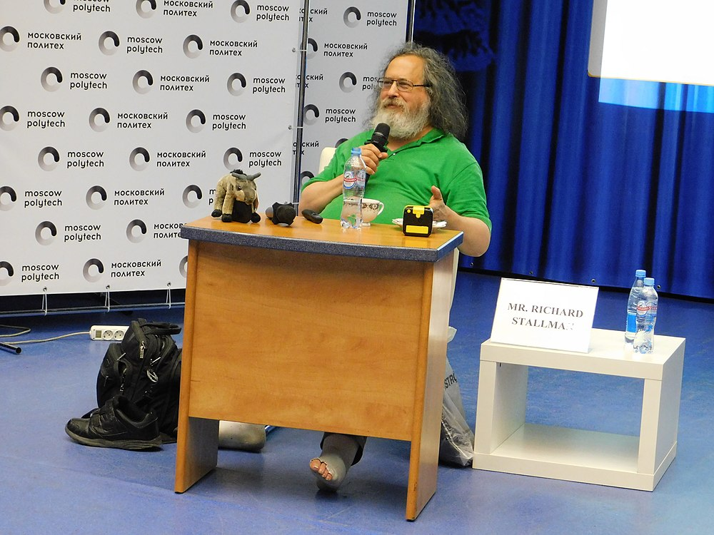 Richard Stallman in Moscow, 2019 072.jpg