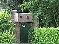 Rijksmonument Montfoort Julianalaan 3 Transformatorhuisje.JPG
