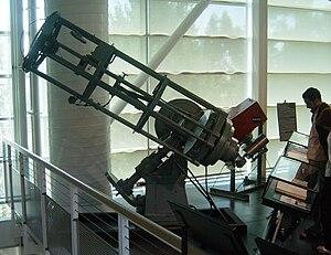 "George Willis Ritchey - Ritchey 24"" reflecting Telescope"