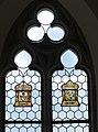 Rožmberk Untere Burg - Rosenberger Halle 4 Fenster.jpg