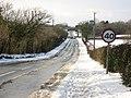 Road between Gorslas and Cefneithin - geograph.org.uk - 1235324.jpg