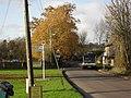 Road by the village green, Ascott Under Wychwood - geograph.org.uk - 1633598.jpg
