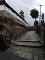 Road for Kotokuji Temple, Nagiso, Nagano.jpg