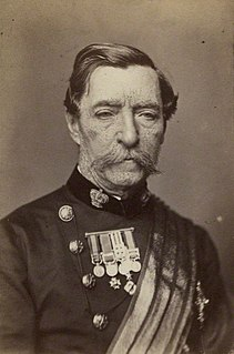Robert Napier, 1st Baron Napier of Magdala British Indian Army officer