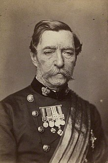 Robert Cornelis Napier, 1st Baron Napier of Magdala portrait photograph by John Watkins.jpg