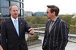 Robert Downey Junior visits the Embassy (25936964723).jpg