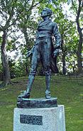 Robert Emmet, Stephens Green, Dublin