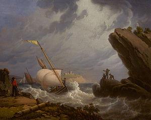 Robert Salmon - Ferryboat.jpg